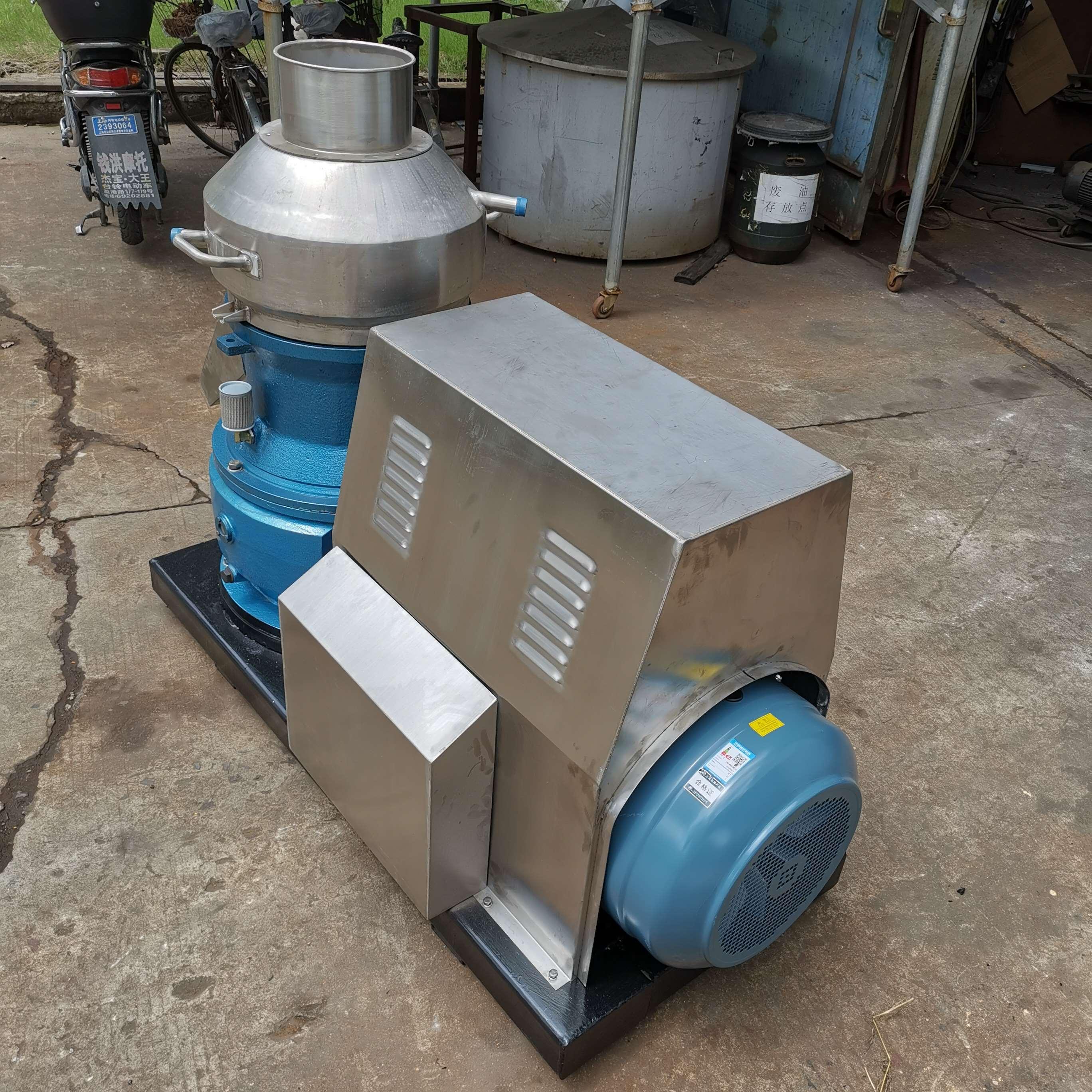 DJ-37-羊粪有机肥造粒机