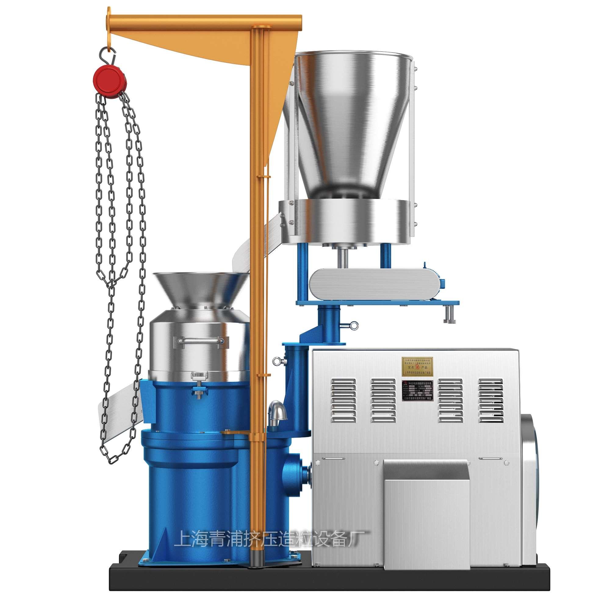 DJ-75-肥料颗粒生产设备