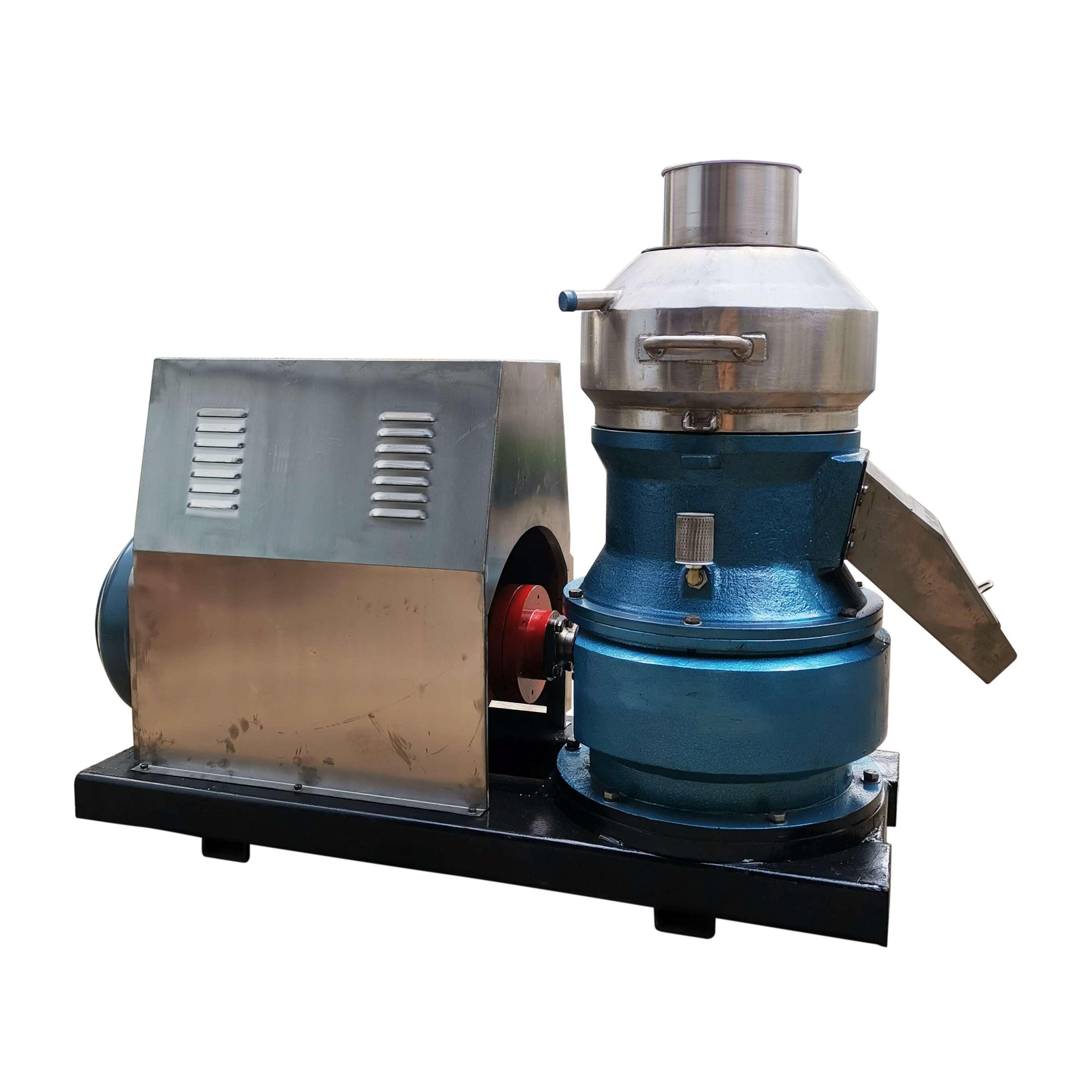 DJ-37-硫酸钾肥造粒机