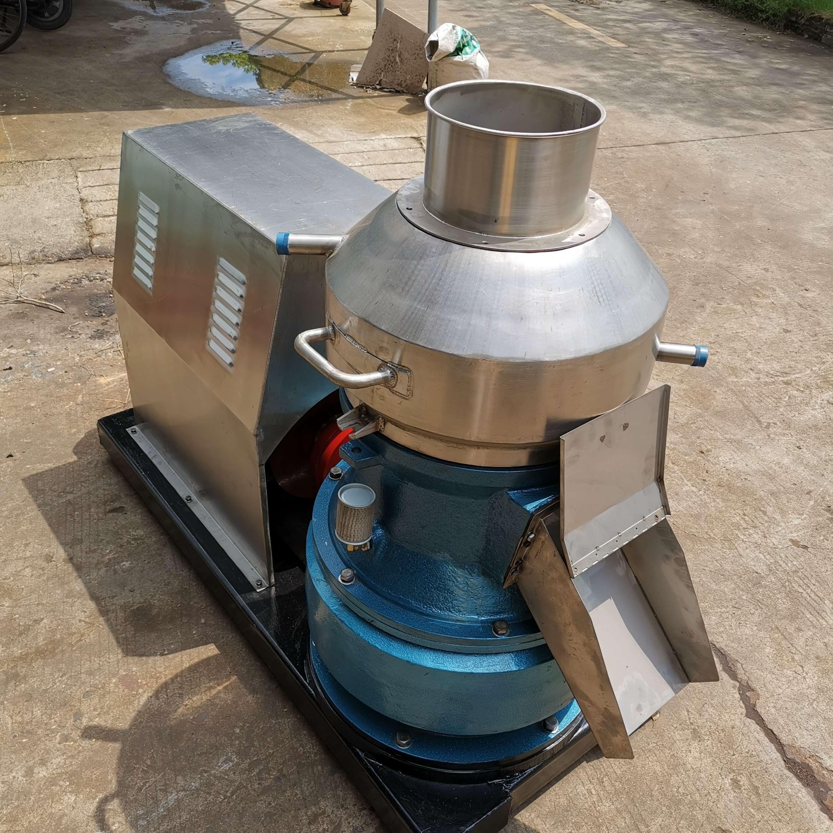 DJ-37C-多功能挤压式平模造粒机